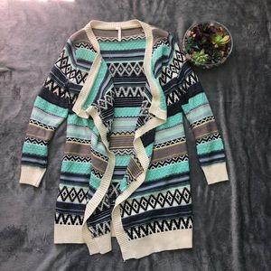 LLove knitted cardigan sweater size M